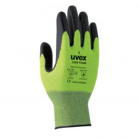 uvex C500 foam cut protection glove