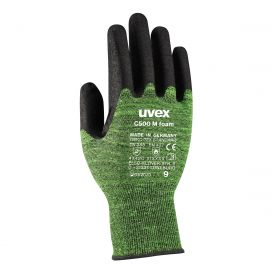 uvex C500 M foam cut protection glove