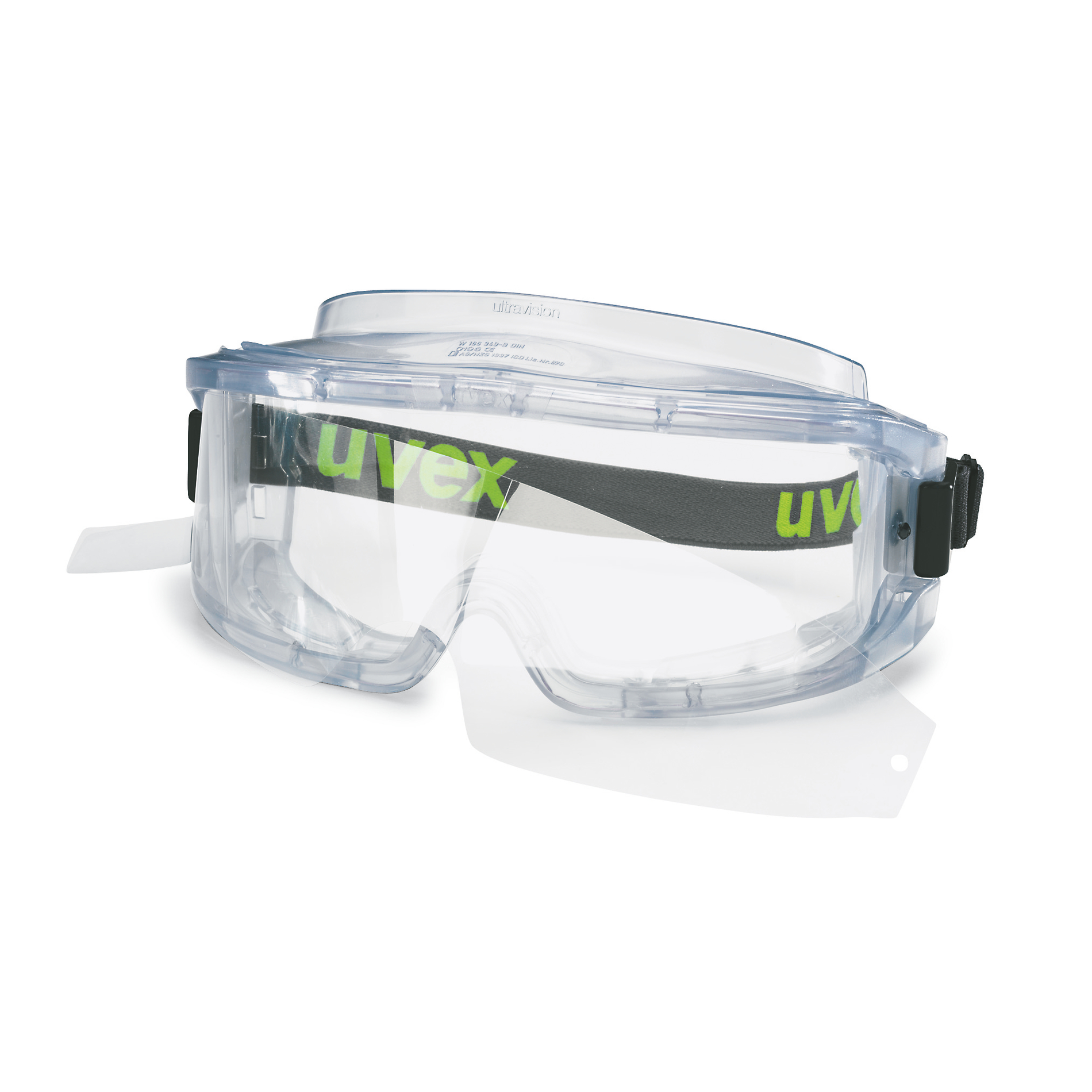 Lunettes de protection panoramiques uvex ultravision   Protection des yeux    uvex safety fdbeee915f9a