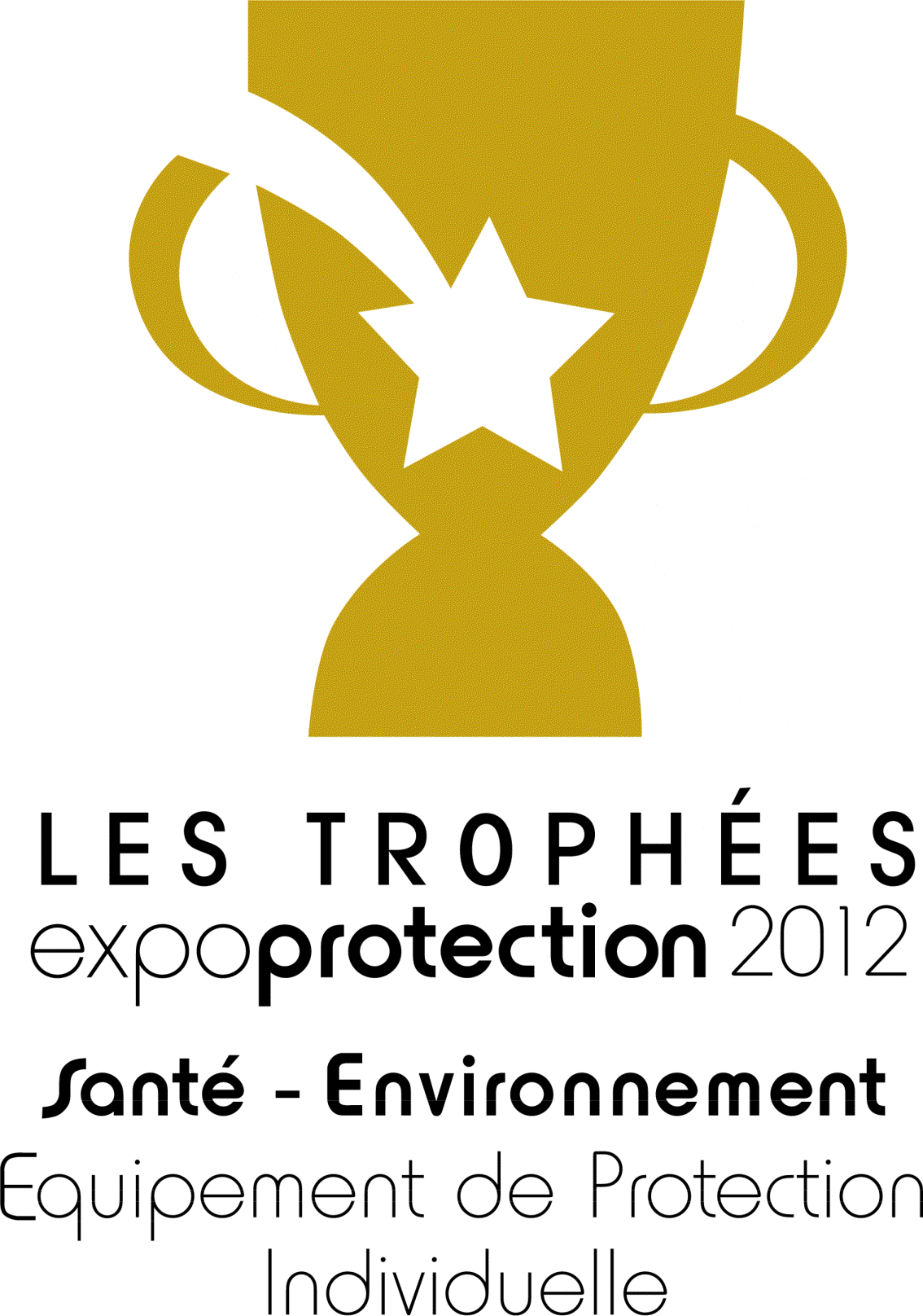 Mottok pris ved Les Trophées Expo Protection i 2012