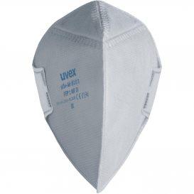 Masque pliable de protection respiratoire FFP1 uvex silv-Air p8103