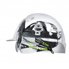 helmet suspension harness