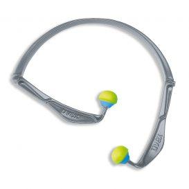 uvex x-fold banded earplugs