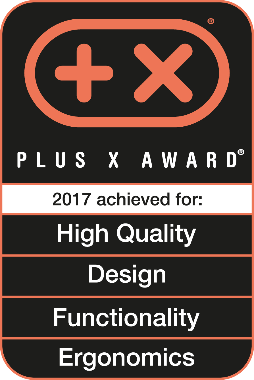 Plus X Award 2017