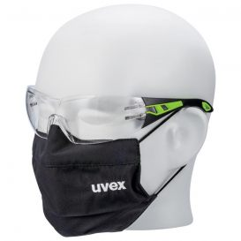 uvex face mask set