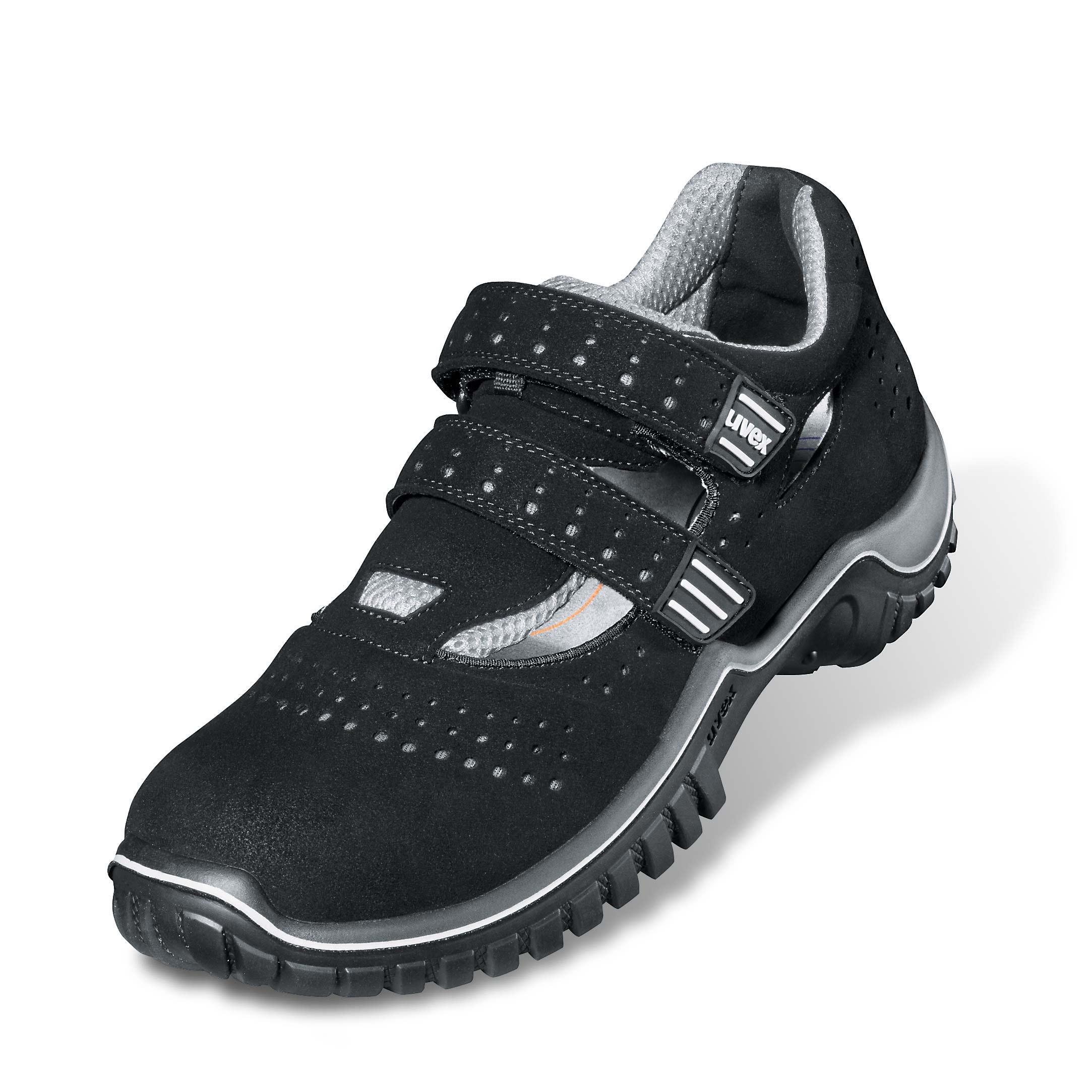 sandale uvex motion style s1 src sicherheitsschuhe uvex safety. Black Bedroom Furniture Sets. Home Design Ideas