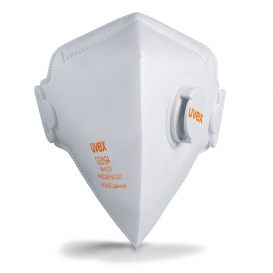 uvex silv-Air c 3210 FFP2 folding mask