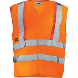 uvex protection active flash vest with switch