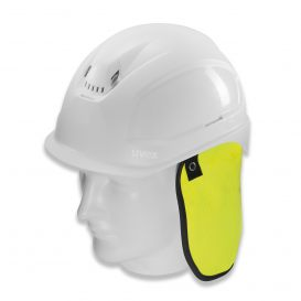 uvex neck protection