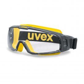 Lunettes de protection panoramiques uvex u-sonic