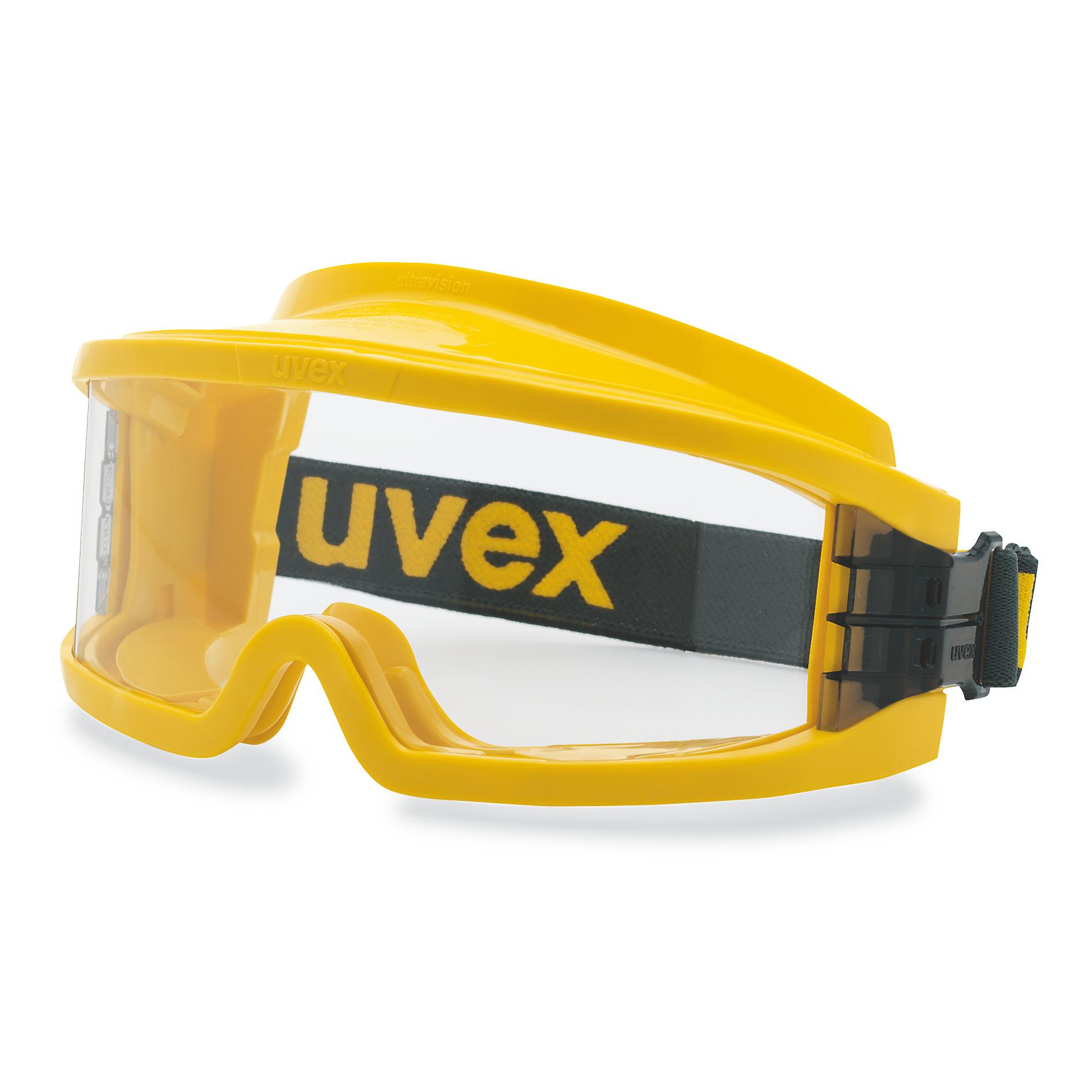 c0c6bcb57c2328 Lunettes de protection panoramiques uvex ultravision   Lunettes de  protection   uvex safety