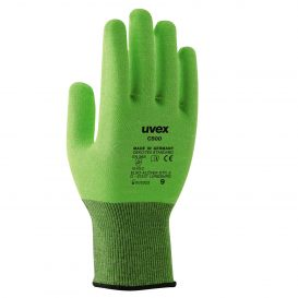 uvex C500 cut protection glove