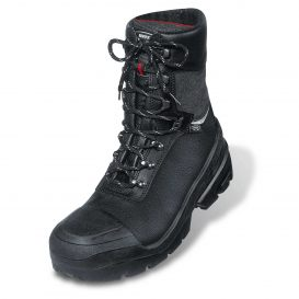 uvex quatro pro S3 CI SRC winter lace-up boot