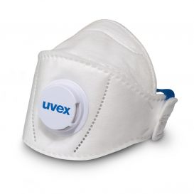 Masque pliable respiratoire FFP1 uvex silv-Air5110+ premium