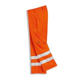 Bundhose uvex protection flash