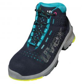 uvex 1 ladies S1 SRC perforated lace-up boot