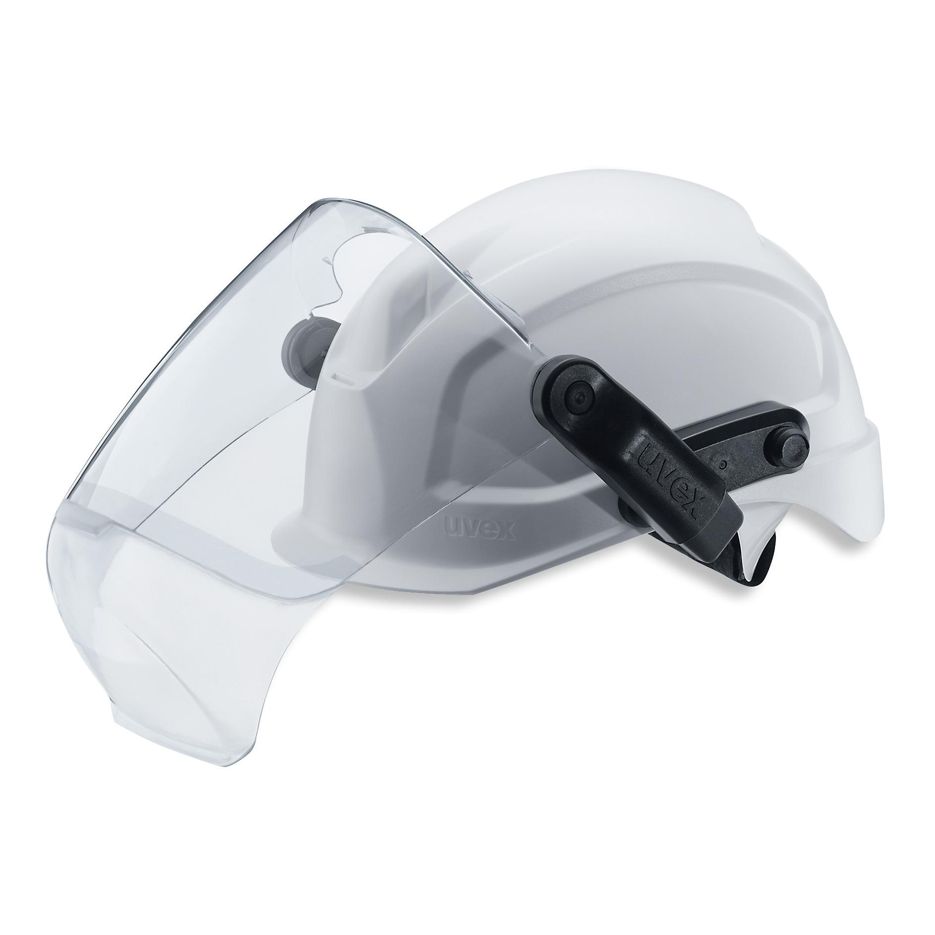 Protection anti-UV400 Lentilles Antibu/ée R/ésistantes aux Rayures Produits Chimiques Lunettes de Protection uvex Pheos L/égeres Certifi/ées NF en 166 170 Oculaire PC Incolore