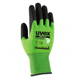 uvex D500 foam cut protection glove