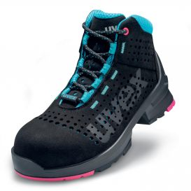 uvex 1 ladies perforated lace-up boot S1 SRC