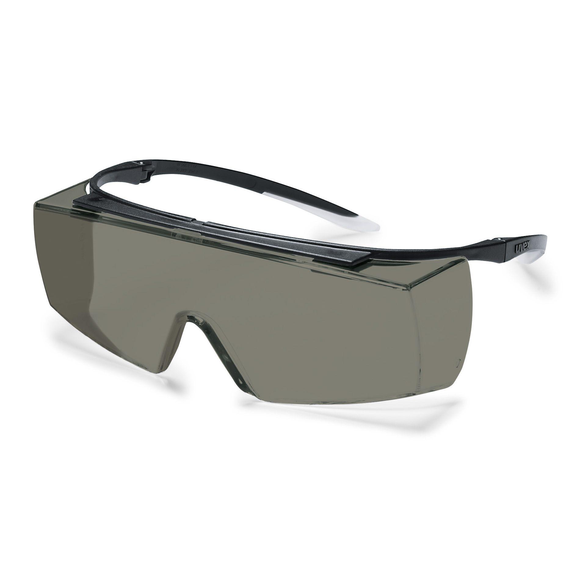 uvex Überbrille super f OTG klar Scheibentönung