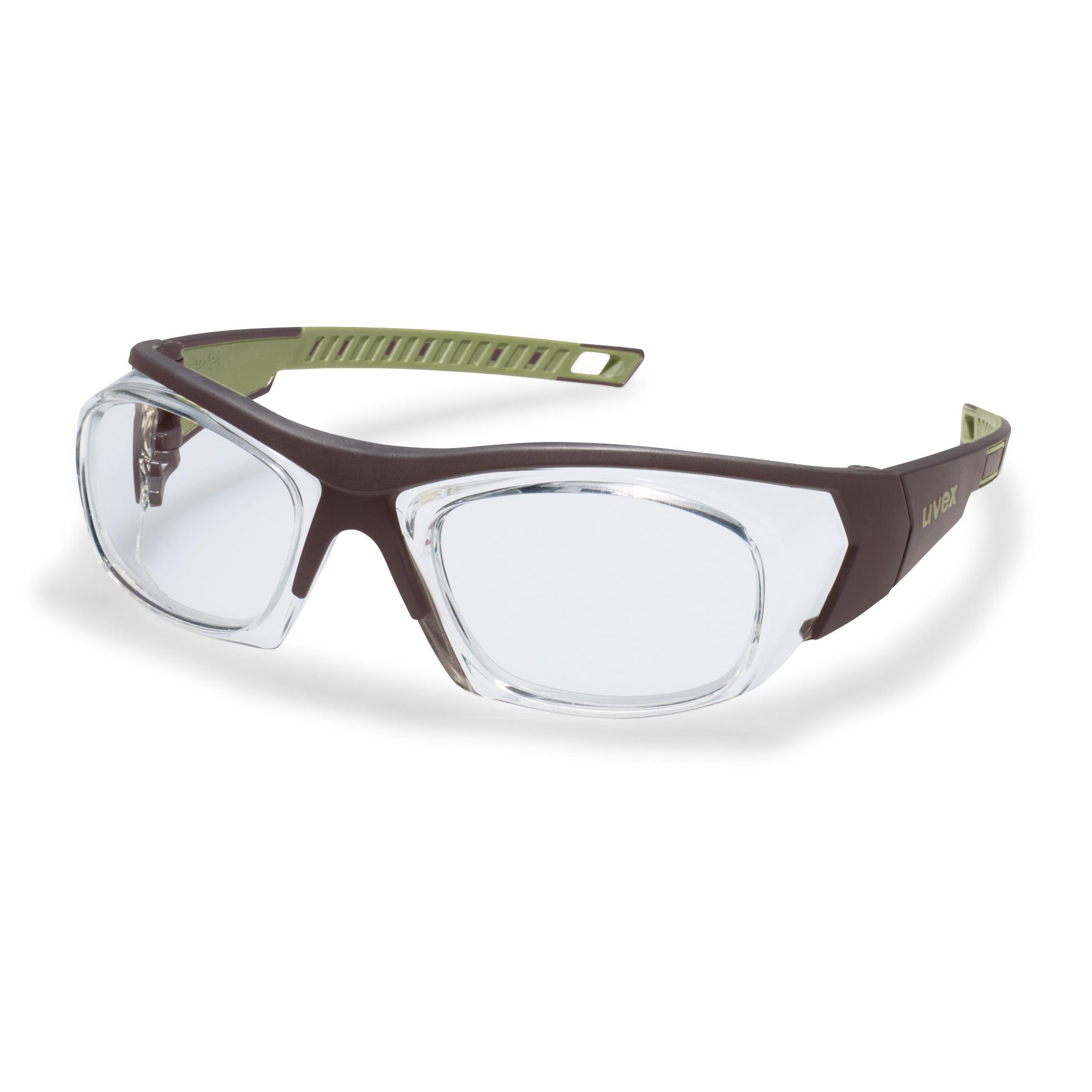 lunettes de protection adapt es la vue uvex rx cd 5518 lunettes de protection la vue. Black Bedroom Furniture Sets. Home Design Ideas