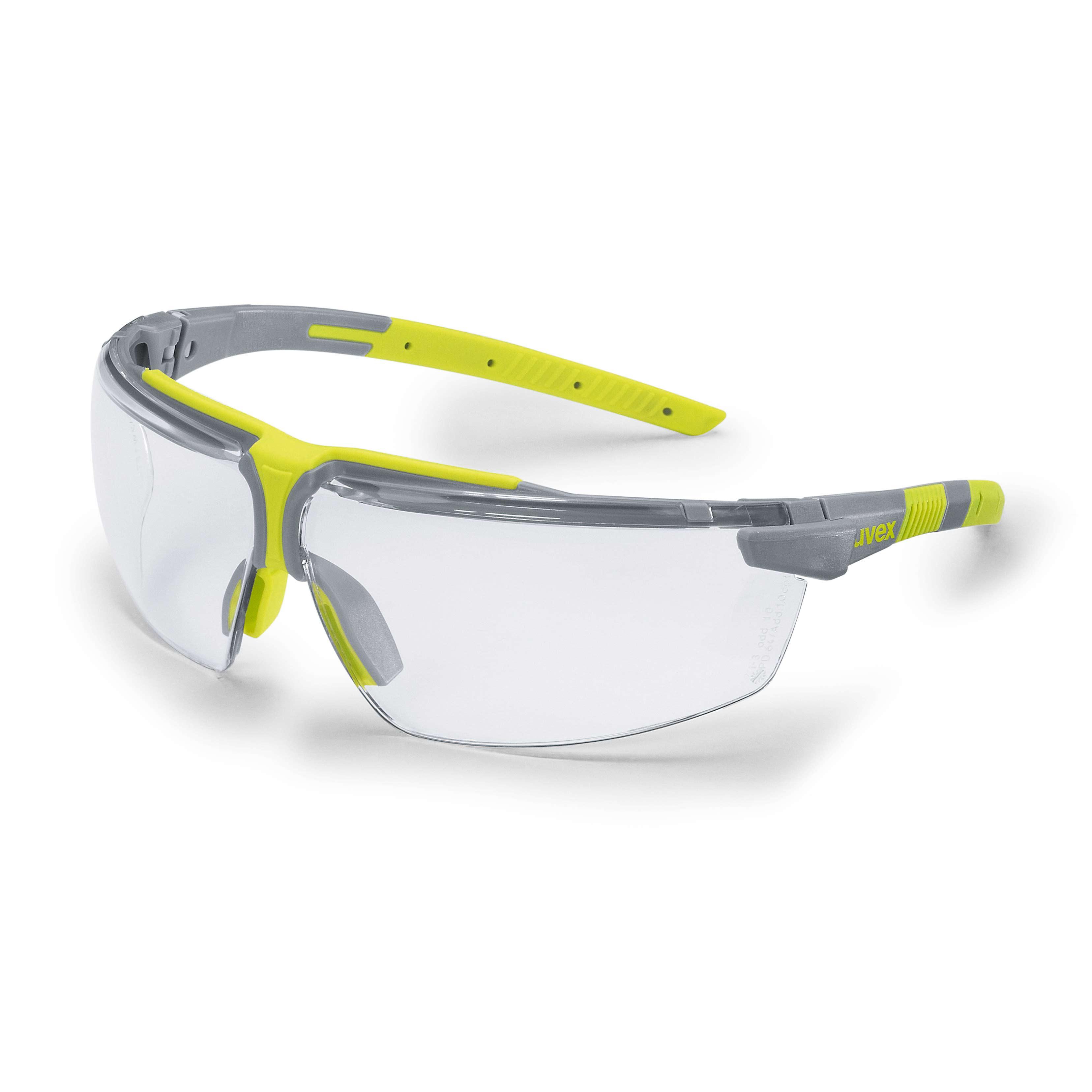 lunettes de protection adapt es la vue uvex i 3 add 1 0 lunettes de protection la vue. Black Bedroom Furniture Sets. Home Design Ideas