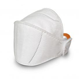 Masque pliable respiratoire FFP2 uvex silv-Air5200+ premium