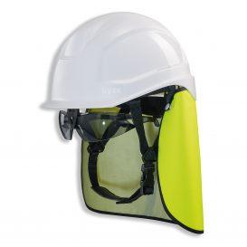 Schutzhelm uvex pheos S-KR (Set mit Brille)