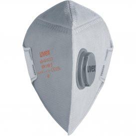 Masque pliable de protection respiratoire FFP2 uvex silv-Air p8213
