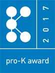 pro-K Award Gold 2017