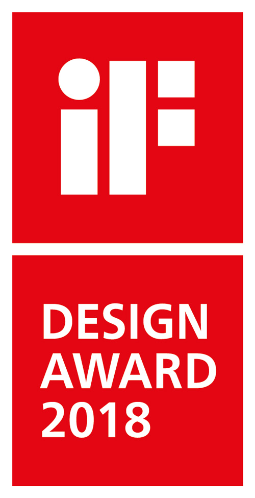iF Design Award 2018 (bril)