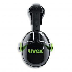 uvex K1H helmet earmuffs