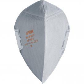 Masque pliable de protection respiratoire FFP2 uvex silv-Air p8203