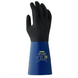 Gant de protection contre les produits chimiques uvex rubiflex S XG35B